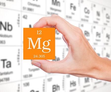 Wo kommt magnesium vor